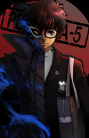 Persona 5 by CanneDeBonbon