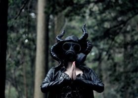 Gasmask by an09