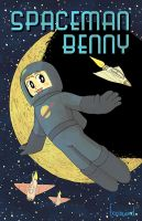 Tezuka Benny the Spaceman by FerioWind