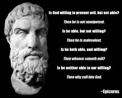 epicurus - why call him god? by tnactim