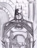 Batman Animated 6-22-2014 by myconius