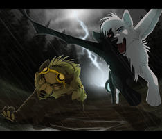 Through The Storm by Nightrizer