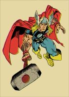 Thor by markwelser