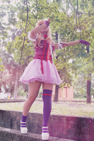 Everyone calls me Fairy - Sheryl Nome Cosplay by Hainecch
