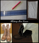 Italy's Boot covers by jellyunbrella