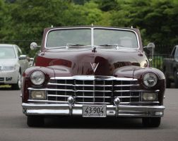 Convertible '47 Caddy by finhead4ever