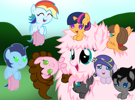 The New Generation by ITZELDRAG108