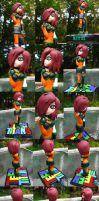 Kitzi Maquette Angles by BrittyDee