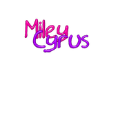miley cyrus png by Karuhchitta