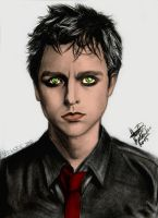 Billy Joe Armstrong by sdrs619
