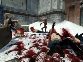 Counter Strike Zombies by ZombiesAnonymous