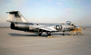 69th TFTS F-104G No. 2 by F16CrewChief