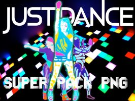 Just Dance Png Pack by ShakeitMe