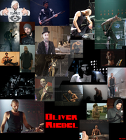 Oliver Riedel Collage by Animelovinggirl14