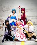Magical Girls. Assemble. by Yume-ka