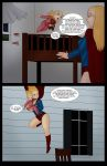 Supergirls and Mr Ninja pg 52 by LexiKimble