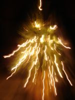 Christmas Tree Explosion 2 by FantasyStock