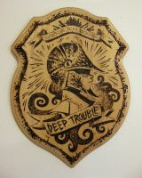 Deep Trouble by shoomlah