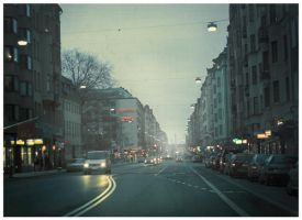 Streets of Stockholm by CalleJansson