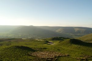 Edale Valley by Preachman