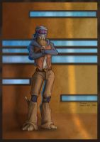 No, Garrus, No by Sludgee