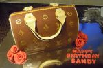Louis Vuitton Cake by cake4thought