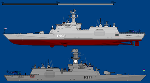 Guided Missile Frigate - Com by Freethinker1984