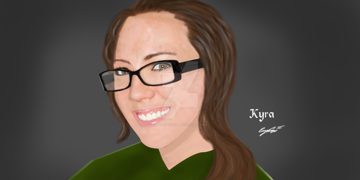Kyra by CaponDesign