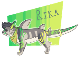 Rika Reference by KIepto