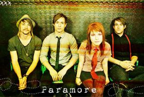 Paramore by nikefreak101