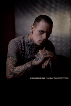 COMBICHRIST shoot, Andy by ASYLUMSEVENTY7