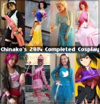 2014 Completed Cosplay by chinako
