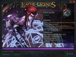 LOL personal Launcher - Evelyn by Alstorius