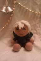 Rise of the Guardians - Jack Frost Plush by AliceOfTheRose