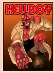 Hellboy by oukay