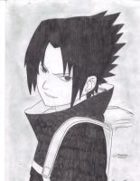 sasuke by bubbles16