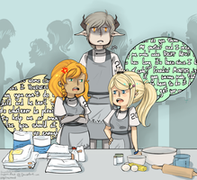 Hell's Kitchen by mopomoko
