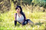 Tifa Lockhart with MoonFox Ultima by jkdimagery