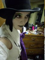 Inspired by the Mad Hatter by EmilyScissorhands