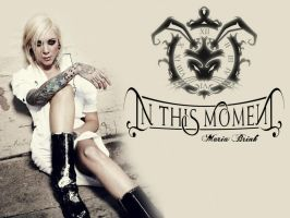 In This Moment - Maria Brink by kurokatana