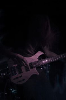 Alcest at Blue Cafe 2 by slimikin