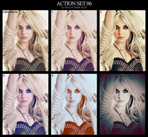 Action set 06 by KissOfDeathXxX
