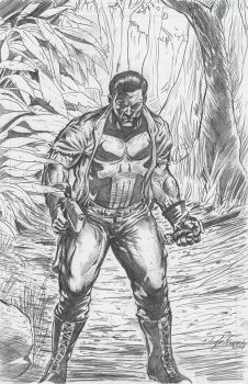 Punisher pencils 2017 by RNABrandEnt