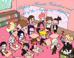 Naruto Valentines Day by Anime101Ayame