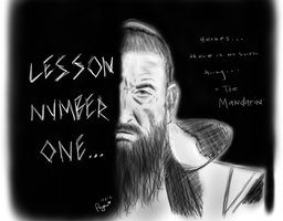 Lesson Number One -- The Mandarin by PayneGamerGirl