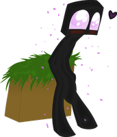 Enderman by Laser-Pancakes