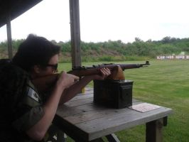Range Day - Czechoslovakian VZ.24 8mm Mauser. by TheWarRises