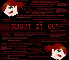 Shout It Out by Haruhi-x