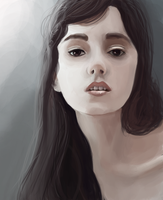 Emotion speed painting by MatteoAscente
