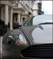 Aston Martin db9 by flpb